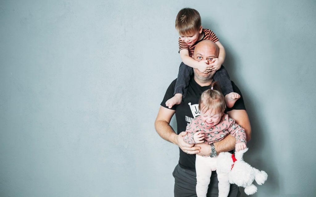 as 4 fases da parentalidade
